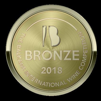 BIWC2018, Χάλκινο μετάλλιο, 'Μ', Μερλό-Μούχταρο