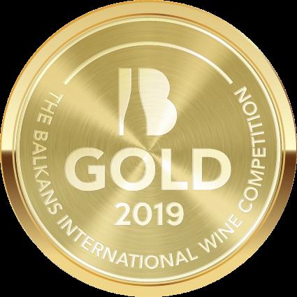BIWC2019, Χρυσό μετάλλιο, δυό ποτάμια Ροζέ, Grenache Rouge