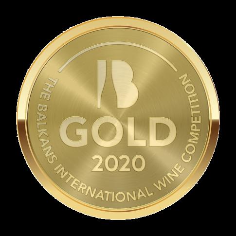 BIWC2020, Χρυσό μετάλλιο, Μούχταρο Vintage Παπανικόλας, Μούχταρο