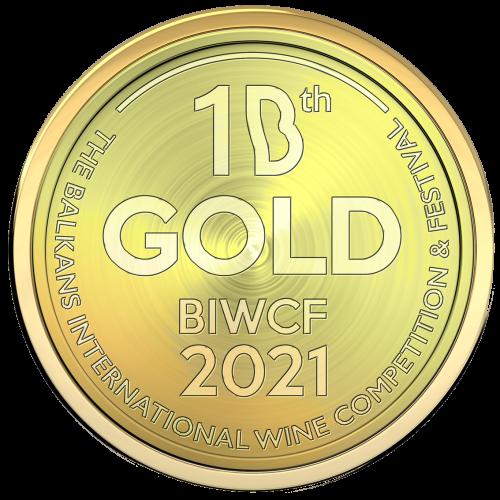 BIWC2021, Χρυσό μετάλλιο