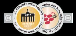 BWT2017, Χρυσό μετάλλιο για την Κοντούρα βαρέλι 2015