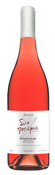 two rivers Rose, Grenache Rouge , single vineyard